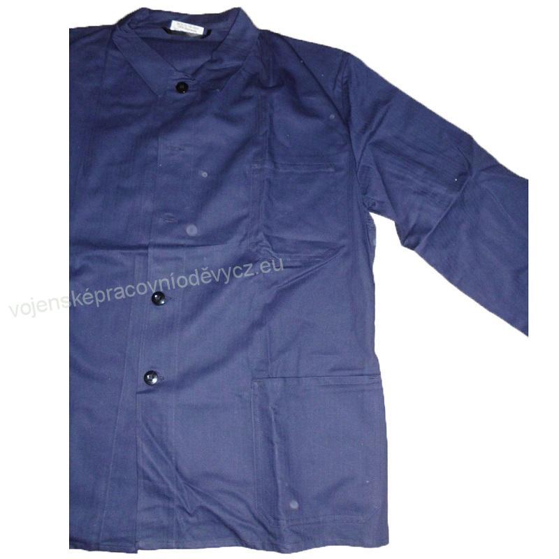 pracovní blůza - bunda - kazajka nepoužitá 2114fc4ff3